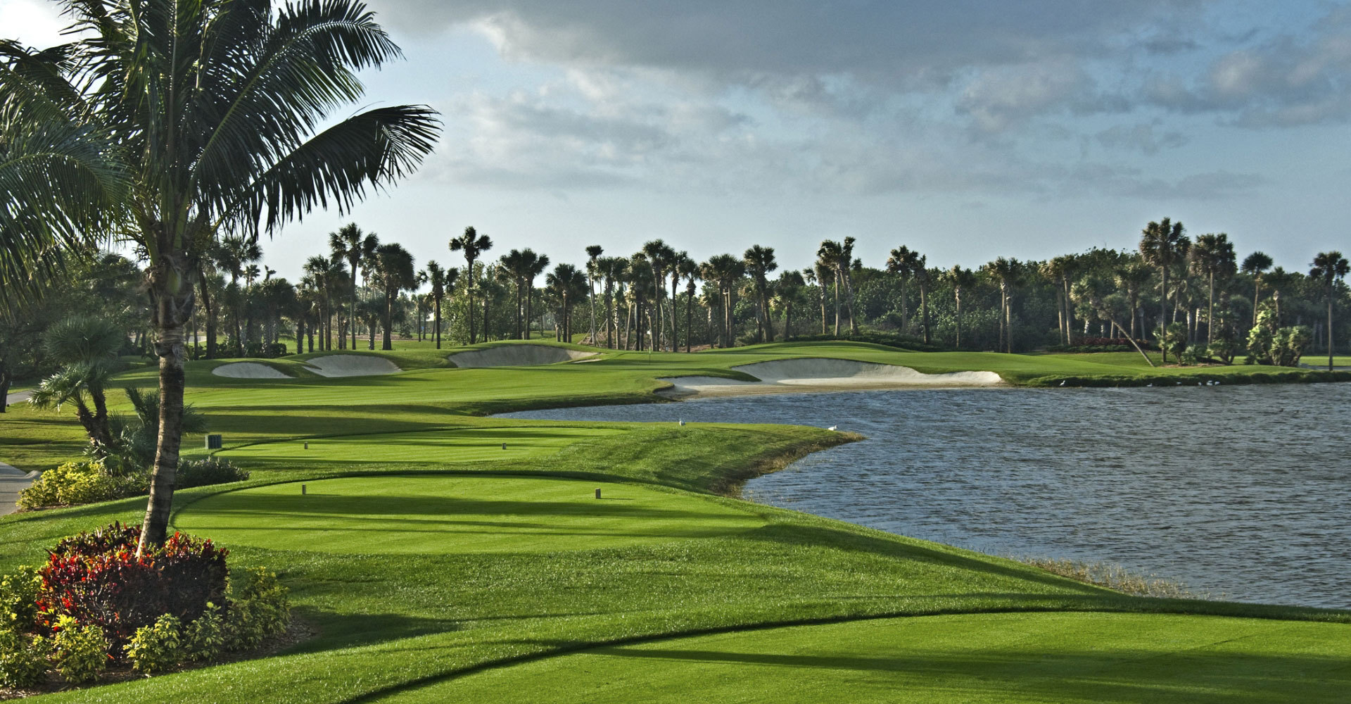 Sailfish Point golf course after renovations