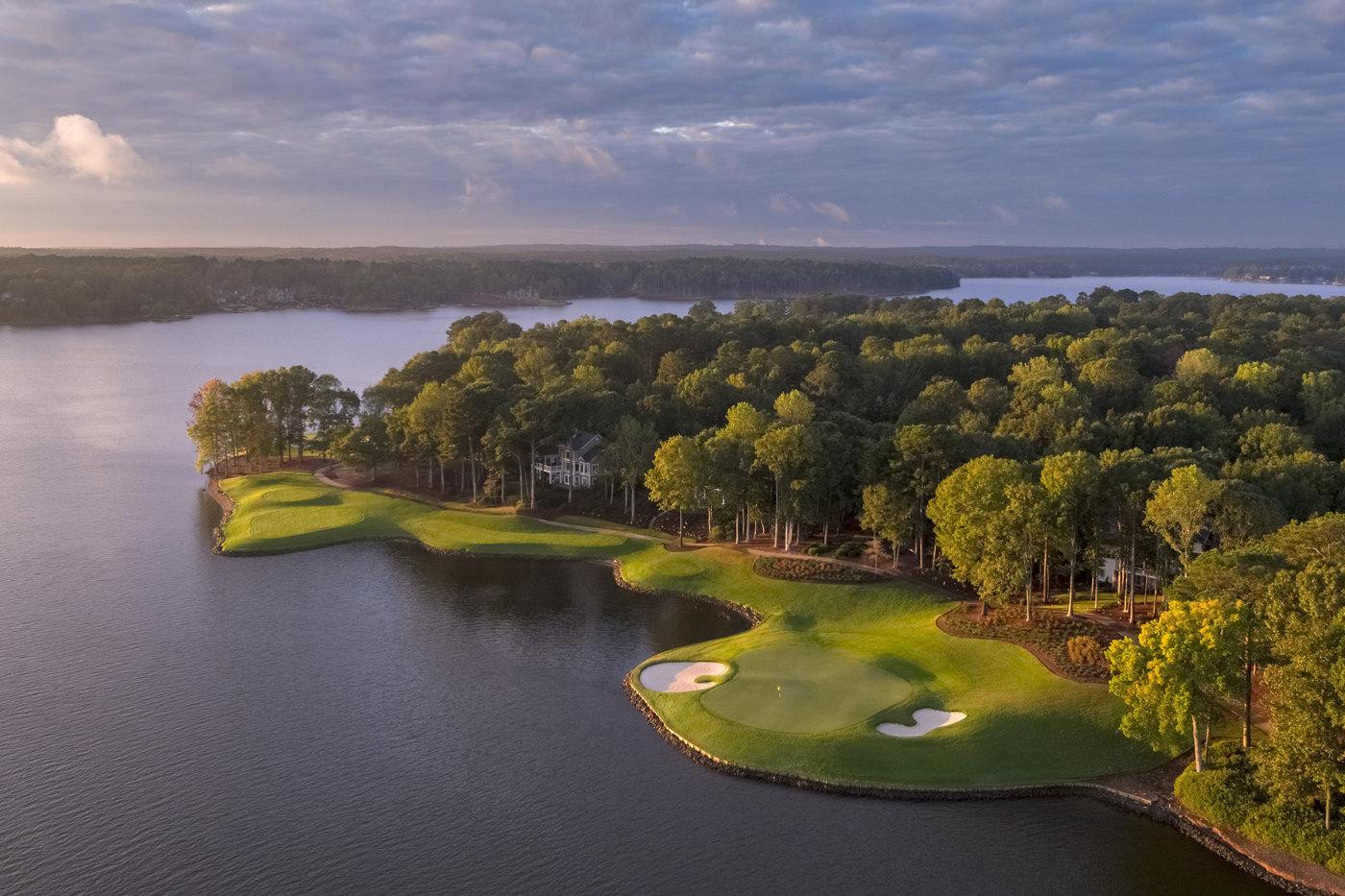 Reynolds Lake Oconee To Host LPGA Drive On Championship