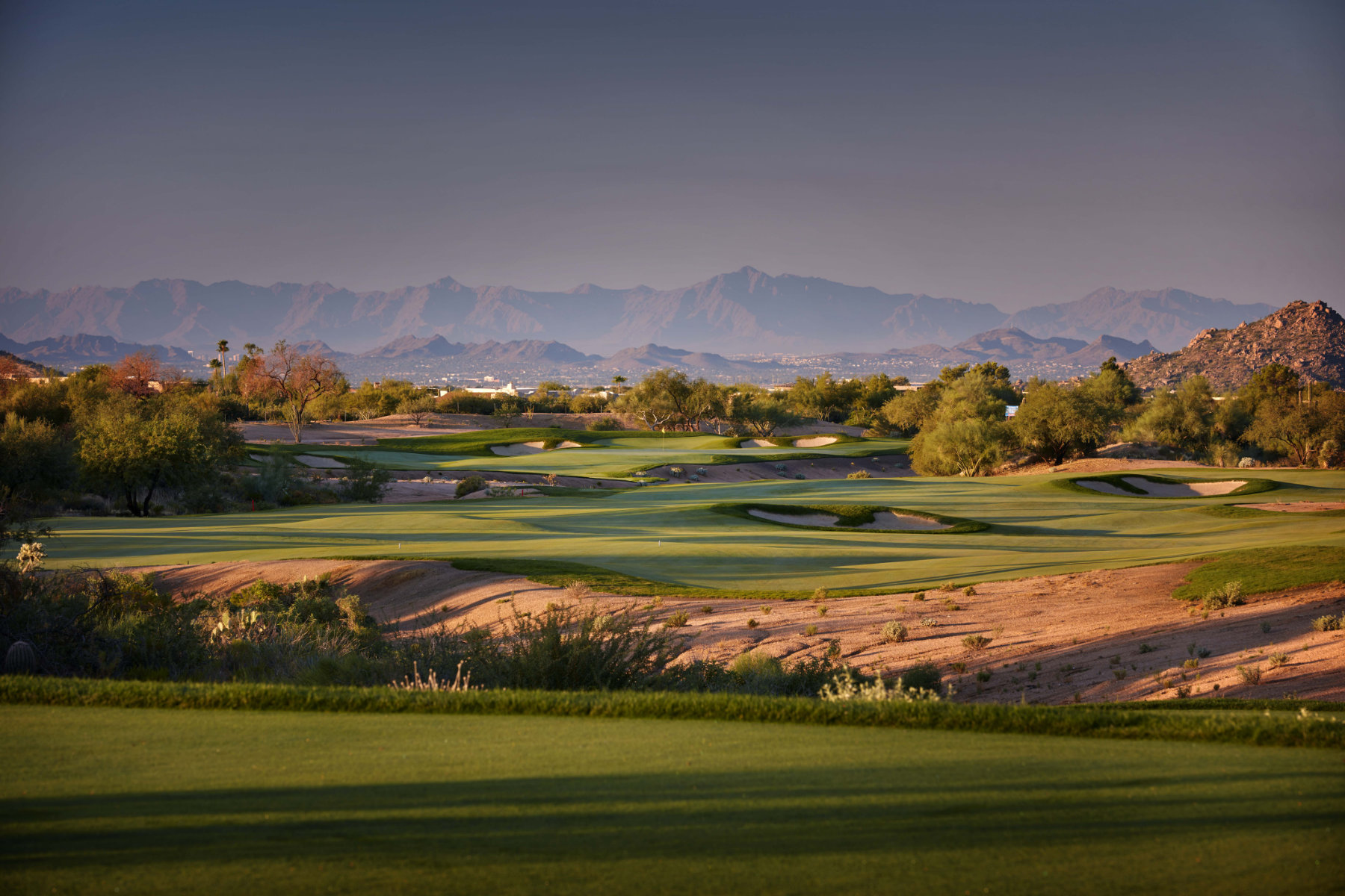 Desert Mountain - Renegade Golf Course