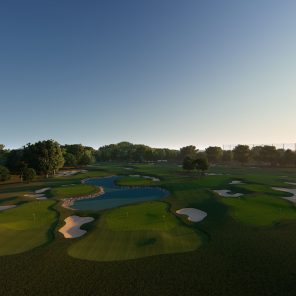 Cheekwood Golf Club - render